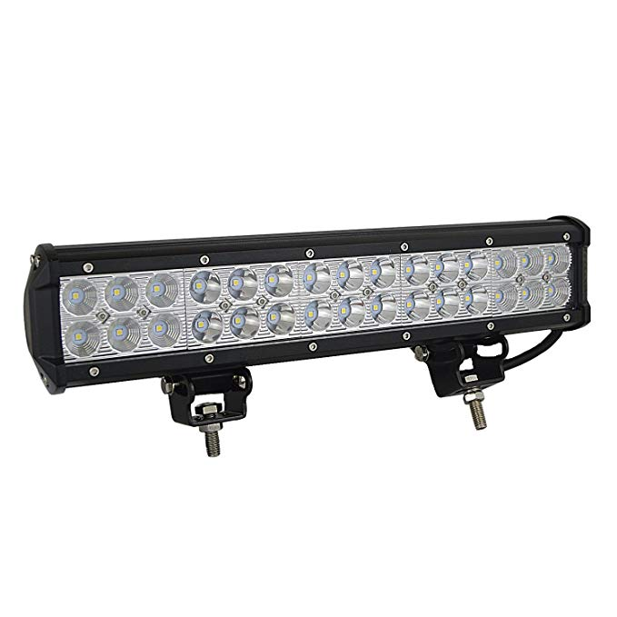 90w 15inch led light bar 350 3向开关3线