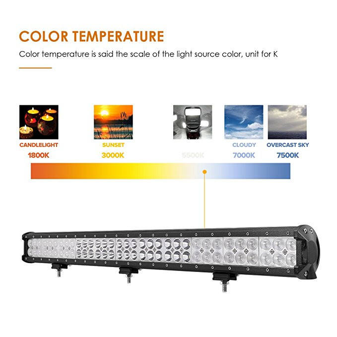 198w 30inch马自达3 Discovery 3 3ft led light bar